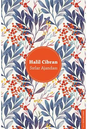 Halil Cibran Sırlar Ajandası - Halil Cibran