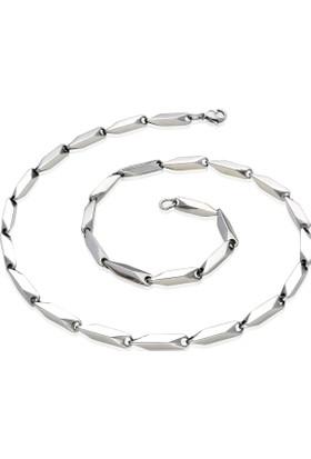 Getss Kibrit Çöpü Unisex Çelik Zincir 158