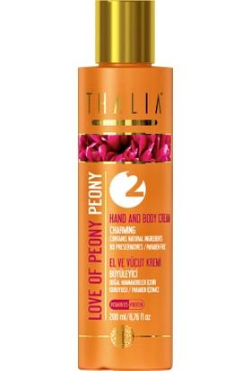Thalia Love Of Peony - El Vücut Kremi 200 Ml