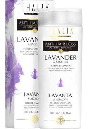 Thalia Lavanta Ve Adaçayı Özlü 300 Ml Saç Dökülmesine Karşı Etkili Bakım Şampuanı 300 Ml