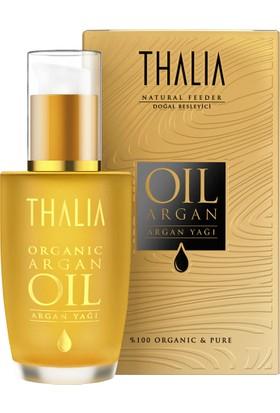 Thalia % 100 Organik Saf Argan Yağı 60 Ml