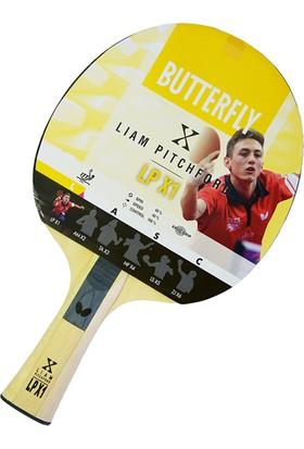 Butterfly 85080S Liam Pitchford LP X1 ITTF Onaylı Masa Tenisi Raketi