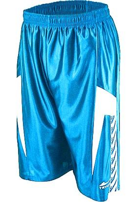 Tryon Daniel Basketbol Şortu Mavi Beyaz