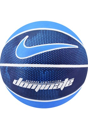 Nike NKI00 491 Dominate Kauçuk 7 No Basketbol Topu