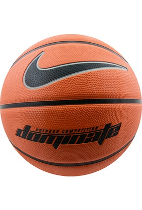 Nike NKI00 847 Dominate Kauçuk 7 No Basketbol Topu