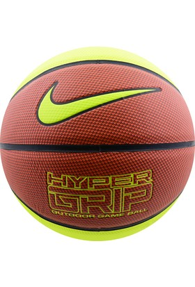 Nike NKI06 857 Hyper Grip Deri 7 No Basketbol Topu