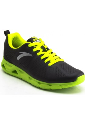 Anta Siyah Erkek Yürüyüş Ayakkabısı