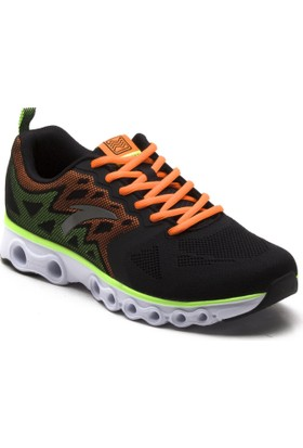 Anta /81615520 16Q1 Siyah Erkek Tekstil Ayakkabı