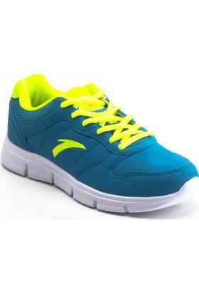 Anta Turkuaz Kadın Yürüyüş Ayakkabı