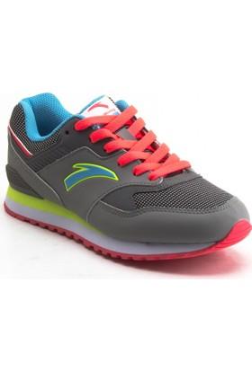 Anta Gri Kadın Günlük Spor Ayakkabı