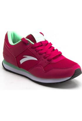 Anta Fuşya Kadın Günlük Spor Ayakkabı