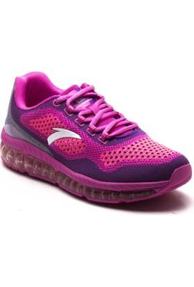 Anta /82625501 16-Q2 Pembe Kadın Tekstil Ayakkabı