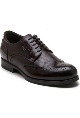 Forelli 33611-G Bordo Erkek Deri Ayakkabı