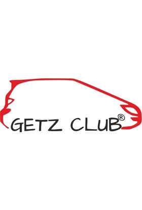 Hyundai Getz Club Stickerı