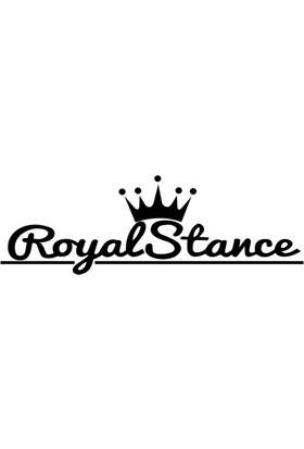 Royal Stance Stickerı