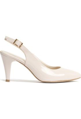 Pierre Cardin Kadın Sandalet Bej