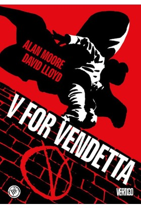 V For Vendetta Özel Edisyon - Alan Moore
