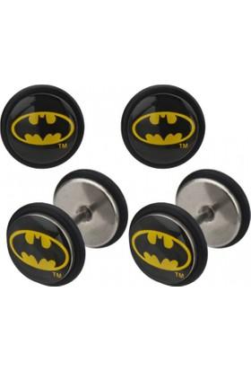 Body Vibe Dc Comics Batman Plug Küpe