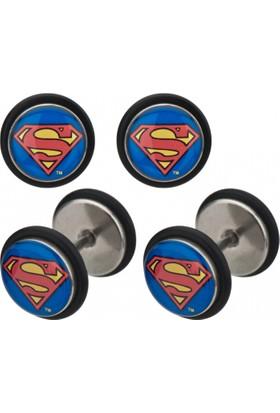 Body Vibe Dc Comics Superman Küpe