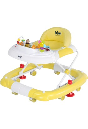 Kiwi Safe & Comfort 3 in 1 Baby Walker Yürüteç