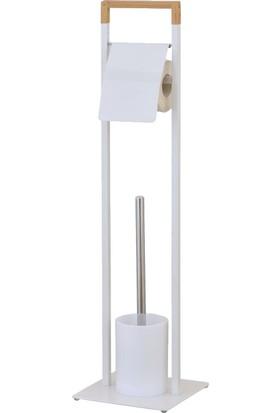 Tuvalet Fırçası & Tuvalet Kağıtlığı-BB1108