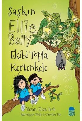 Şaşkın Ellie Belly: Ekibi Topla Kertenkele
