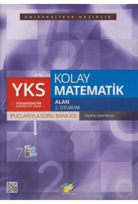 Fdd Yks Kolay Matematik İpuçlarlarıyla Soru Bankası - Alan 2. Oturum - Seyithan Halef Berent