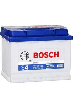 Bosch 60 Amper Starstop Uyumlu Akü