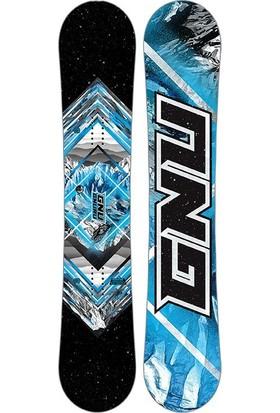 Gnu Asym Gnuru C2E Snowboard