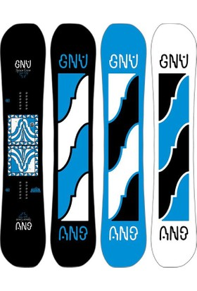 Gnu Asym Fb Space Case C2X Snowboard