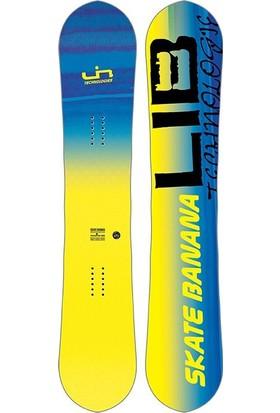 Libtech Skate Banana Btx Yellow Snowboard