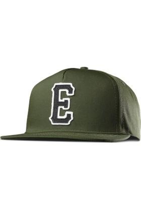 Etnies E Staple Olive Şapka