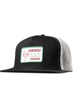 Emerica Spot Trucker Black Şapka