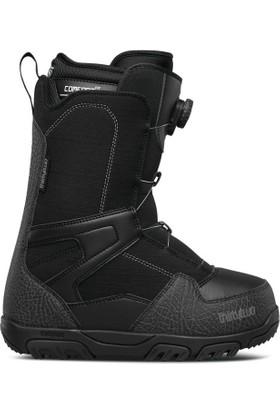 Thirtytwo Shifty Boa 17 Black Snowboard Botu