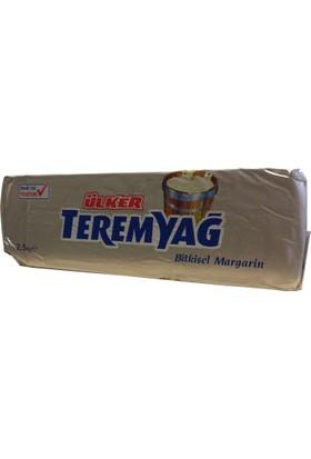 Ülker Teremyağ Bitkisel Margarin, 2.5kg, 6 adet