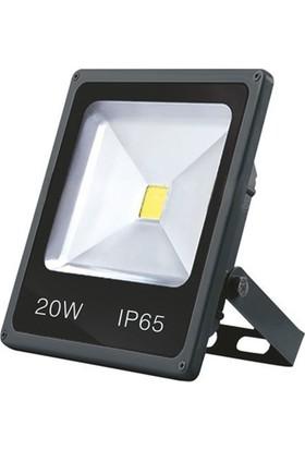 Foblight 20w Led Projektör Günışığı