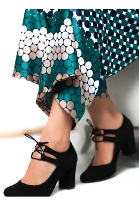 Topuklu Ayakkabı - Siyah - Ayakkabı Havuzu