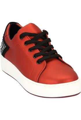 Ayakkabı - Kiremit - Zenneshoes