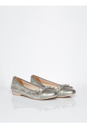 Babet - Gümüş - Ayakkabı Havuzu