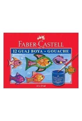 Faber-Castell 12 Guaj Boya