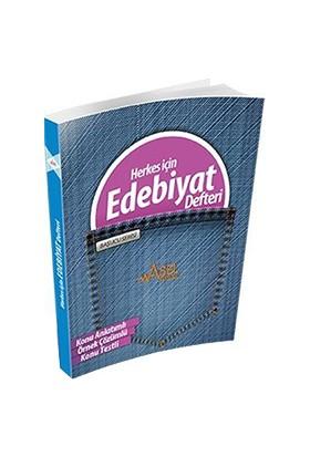 Asel Yayınları Herkes İçin Edebiyat - Kimya Defteri