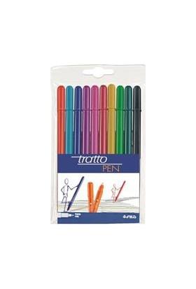 Tratto Pen Keçeli Kalem