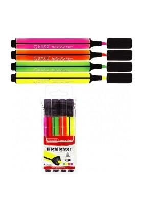 Grasp Twıst Hıghlıghter Fosforlu Kalem