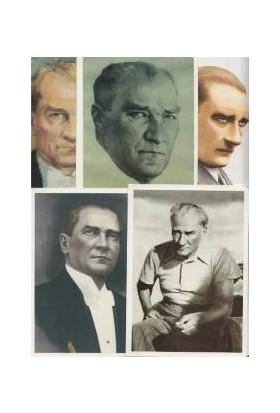 Keskin Atatürklü Kartpostal