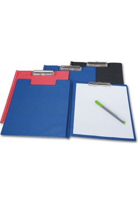 Bafix Sekreter Dosya Mavi Kapaklı - A4
