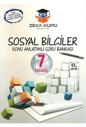 Zeka Küpü 6. Sınıf Sosyal Bilgiler Konu Anlatımlı Soru Bankası