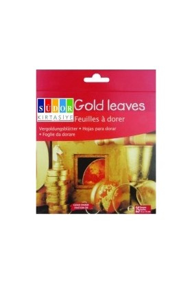 Bıanyo Copper Leaves Renkli Varak 25 Li