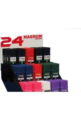 Magnum 0.7 Mm Uç 24 Lü Pembe