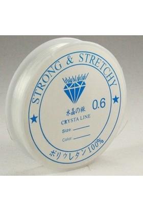 Strong&Stretchy Beyaz Misina