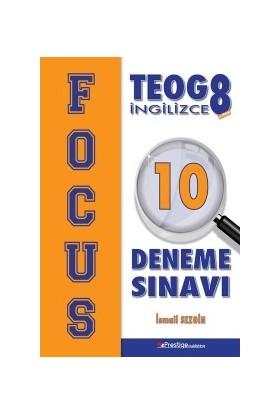 Focus Teog 2 İngilizce 10 Deneme